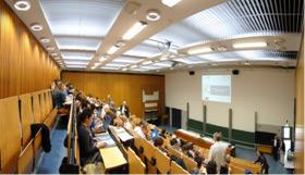 Lecture Hall © Freie Universität Berlin